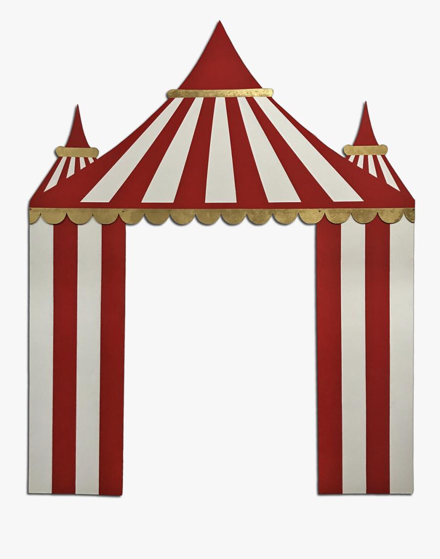 Carnival Transparent Tent - Prop Circus Tents, Transparent Clipart