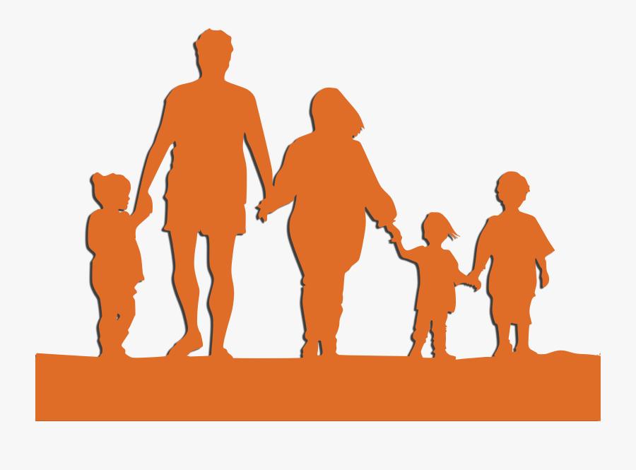 Family Holding Hands Child Clip Art - Family Holding Hands Clipart, Transparent Clipart