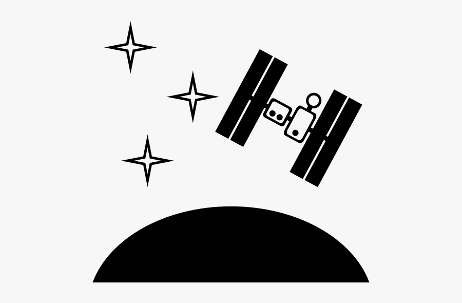 """Space Station Rubber Stamp""""  Class=""""lazyload Lazyload - Graphic Design, Transparent Clipart"""