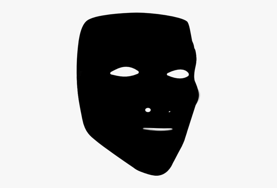 Theatre Mask Hd Png Clipart Download - Face Mask, Transparent Clipart