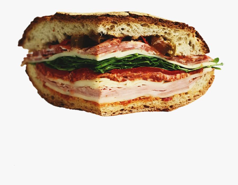 Sandwich Burger Bread Free Picture - Sandwich, Transparent Clipart