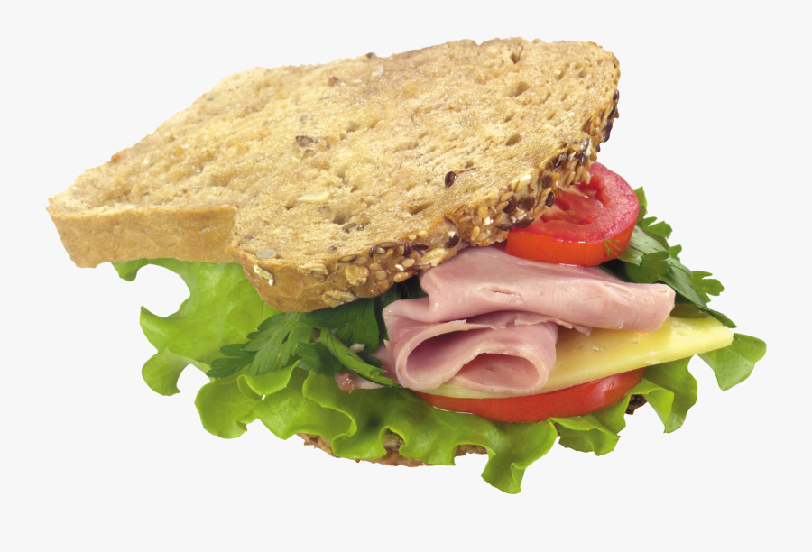 Ham And Cheese Sandwich Clipart, Transparent Clipart