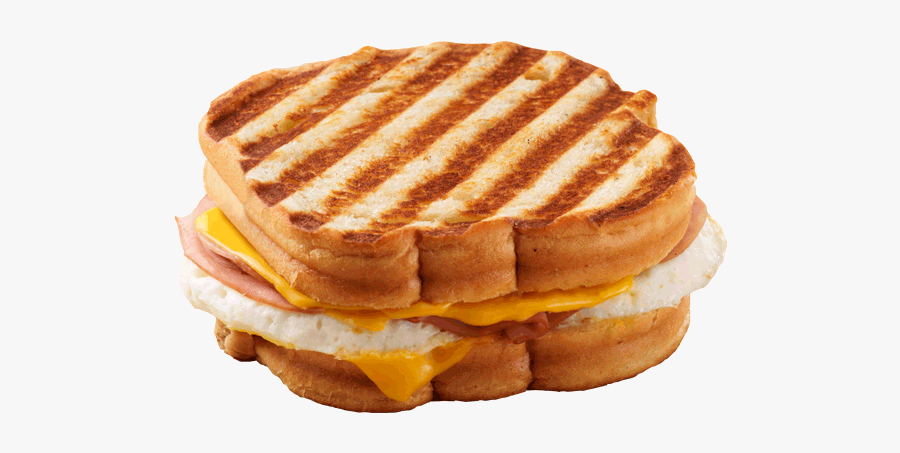 Ham Cheese And Egg Sandwich Png, Transparent Clipart