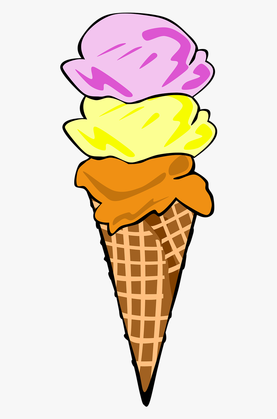 Ice Cream Clipart Png, Transparent Clipart