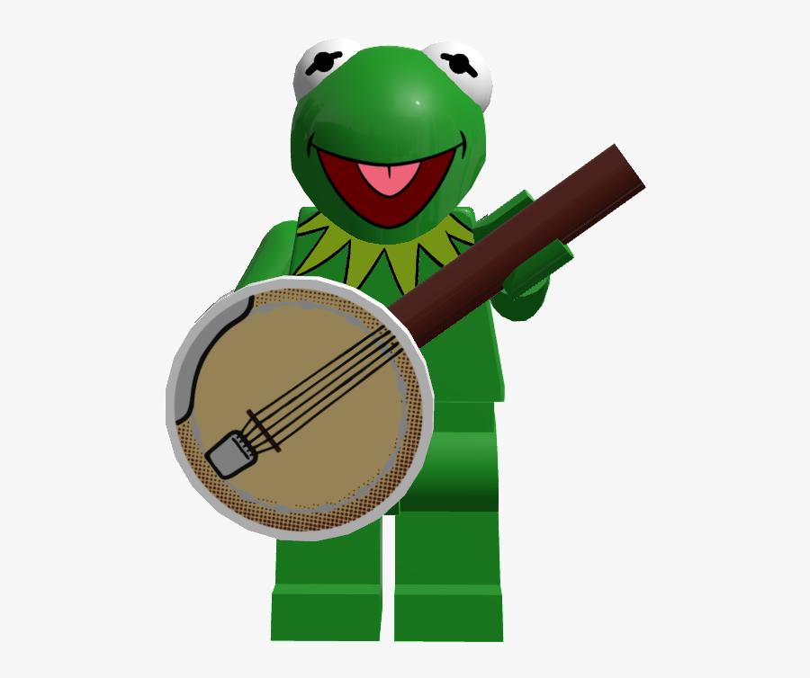 Lego Dimensions Customs Community - Kermit The Frog Roblox, Transparent Clipart