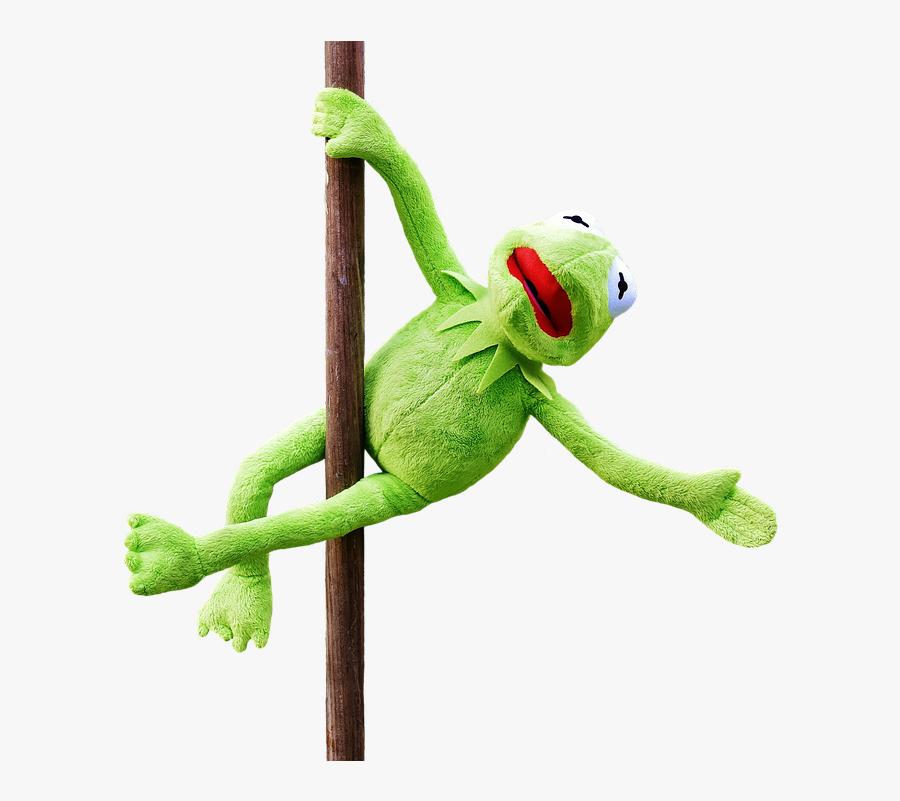 Kermit The Frog Png - Kermit The Frog Transparent, Transparent Clipart
