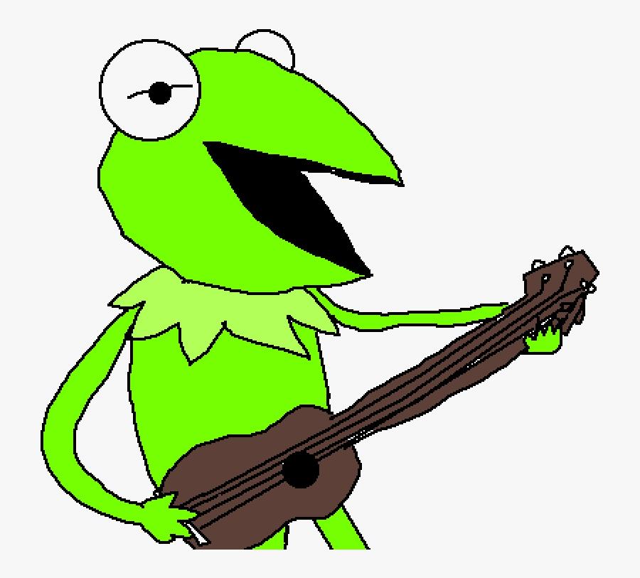 Kermit The Frog, Transparent Clipart