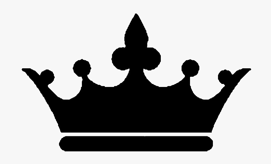 Keep Calm Crown Png Picture - King Crown Clipart Black And White, Transparent Clipart