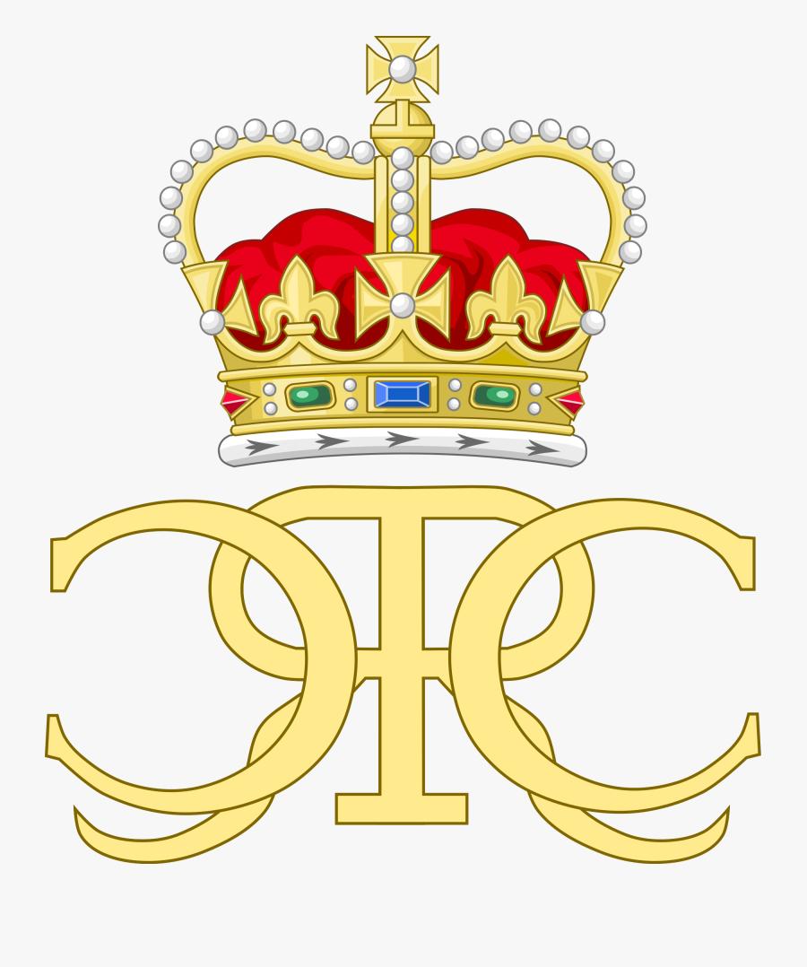King Charles Ii Monogram - King Henry Viii Symbol, Transparent Clipart