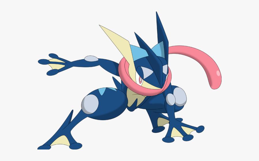Pokemon Greninja Free Transparent Clipart ClipartKey