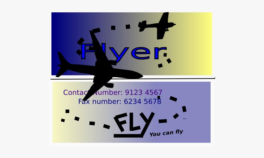 Wide-body Aircraft, Transparent Clipart
