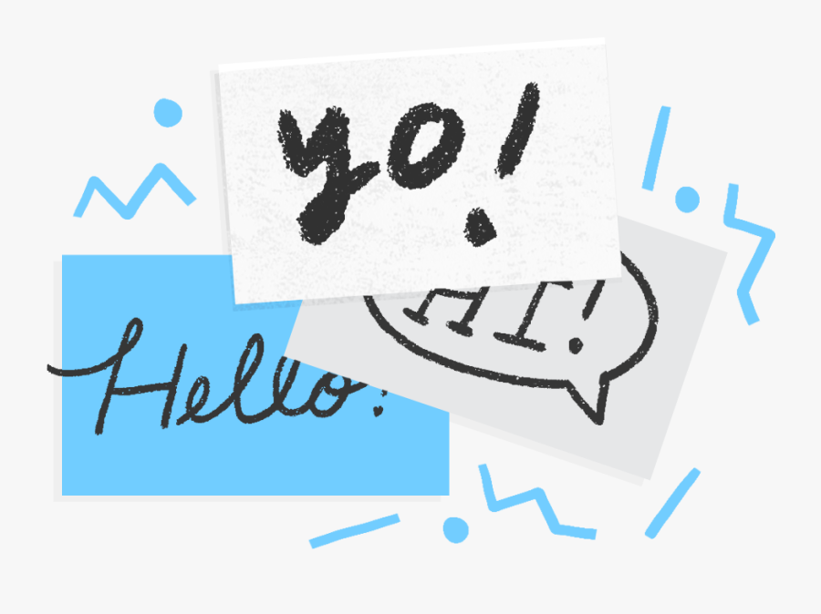 Always Have Your Business Card On You When You Network - Calligraphy, Transparent Clipart