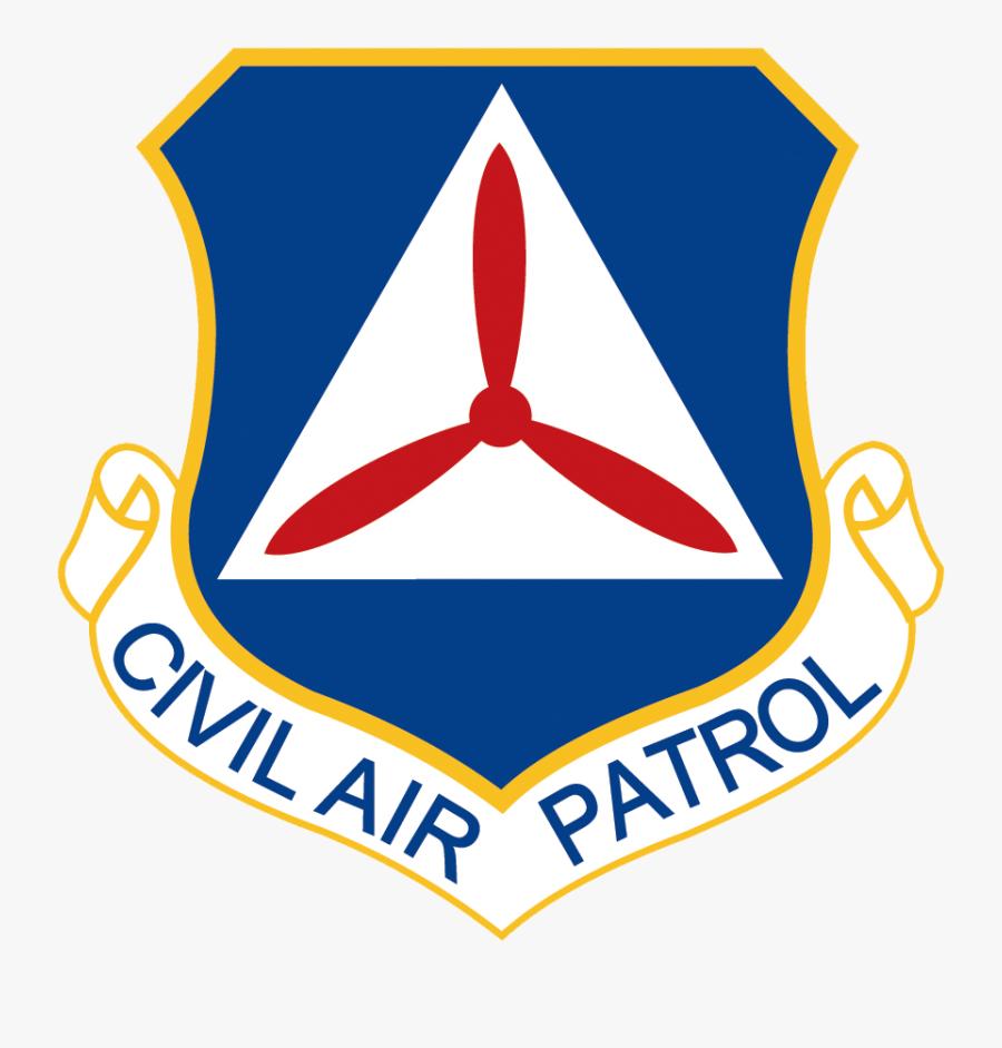 Cap Command Logo - Civil Air Patrol Phone, Transparent Clipart