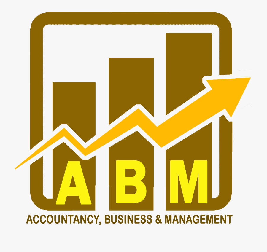 Accountancy Business And Management Logo, Transparent Clipart