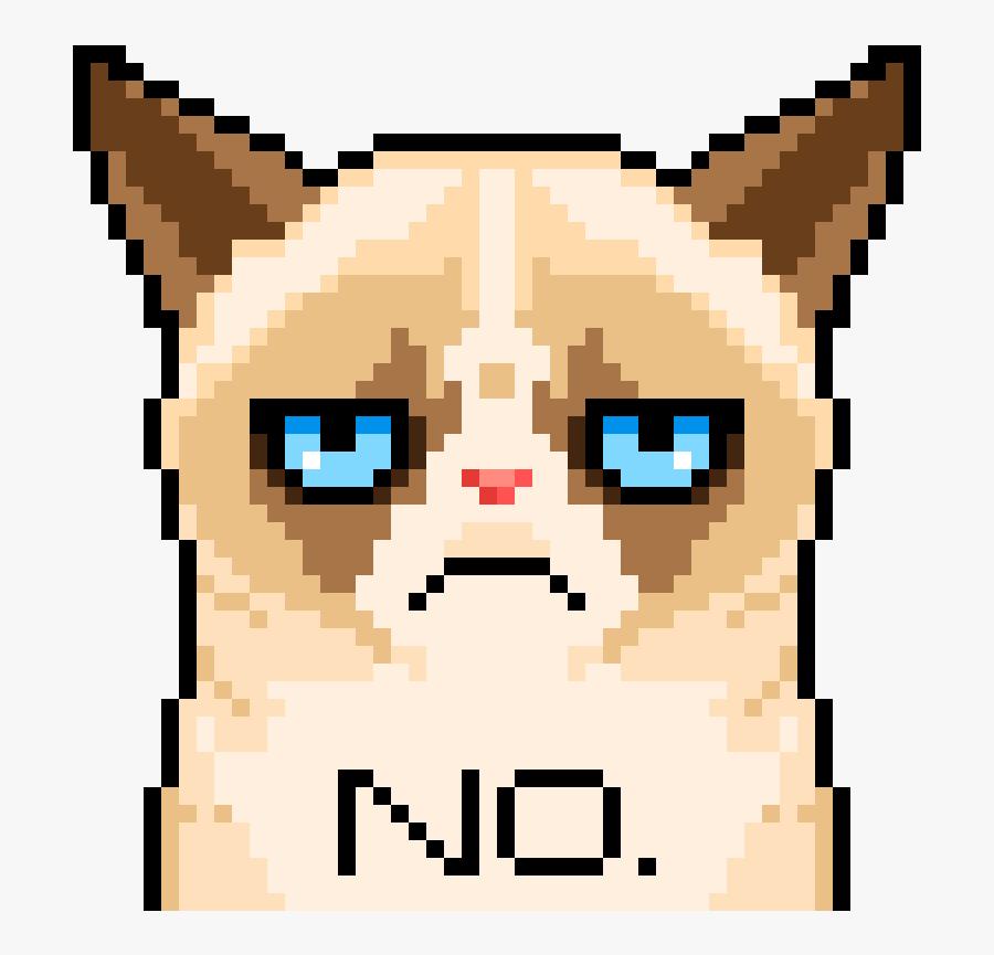 Cat Minecraft Pixel Art Free Transparent Clipart Clipartkey