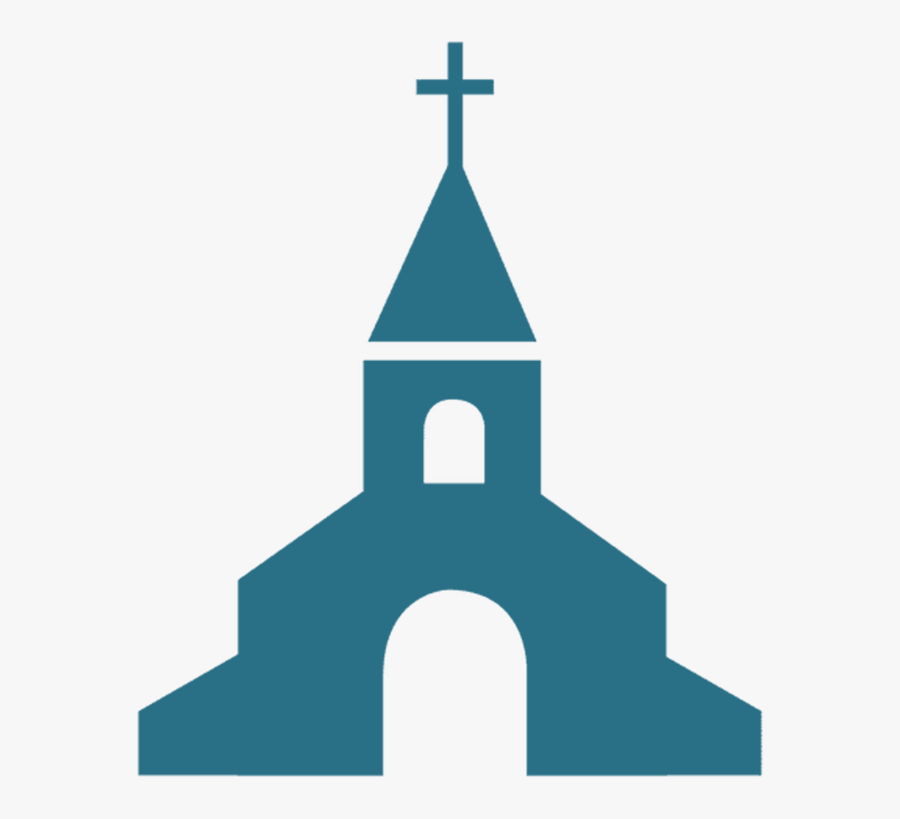Know Jesus Church - Free Download Church Building, Transparent Clipart