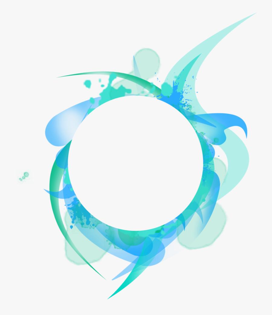 Clip Art Transparent Clipart - Abstract Circle Frame Png, Transparent Clipart