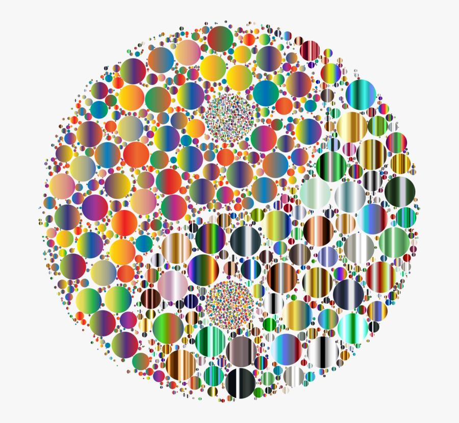 Symmetry,area,circle - Circle, Transparent Clipart