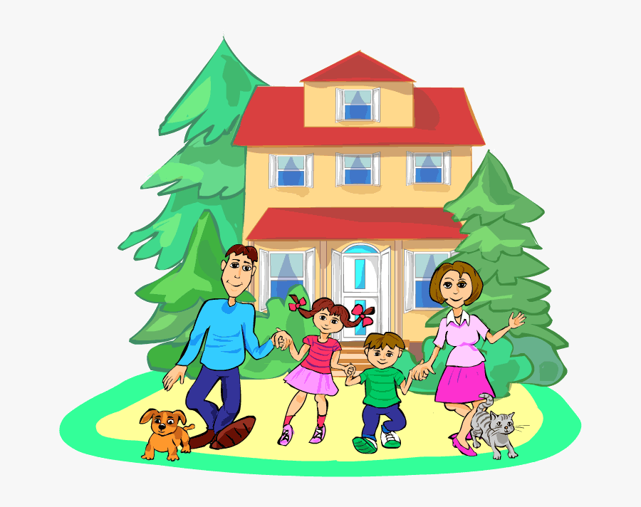 Free Family Home Cliparts, Download Free Clip Art, - Home ...