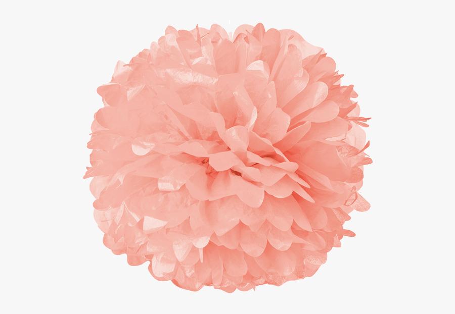 Transparent Pom Poms Png - Pink Pom Pom Clipart, Transparent Clipart