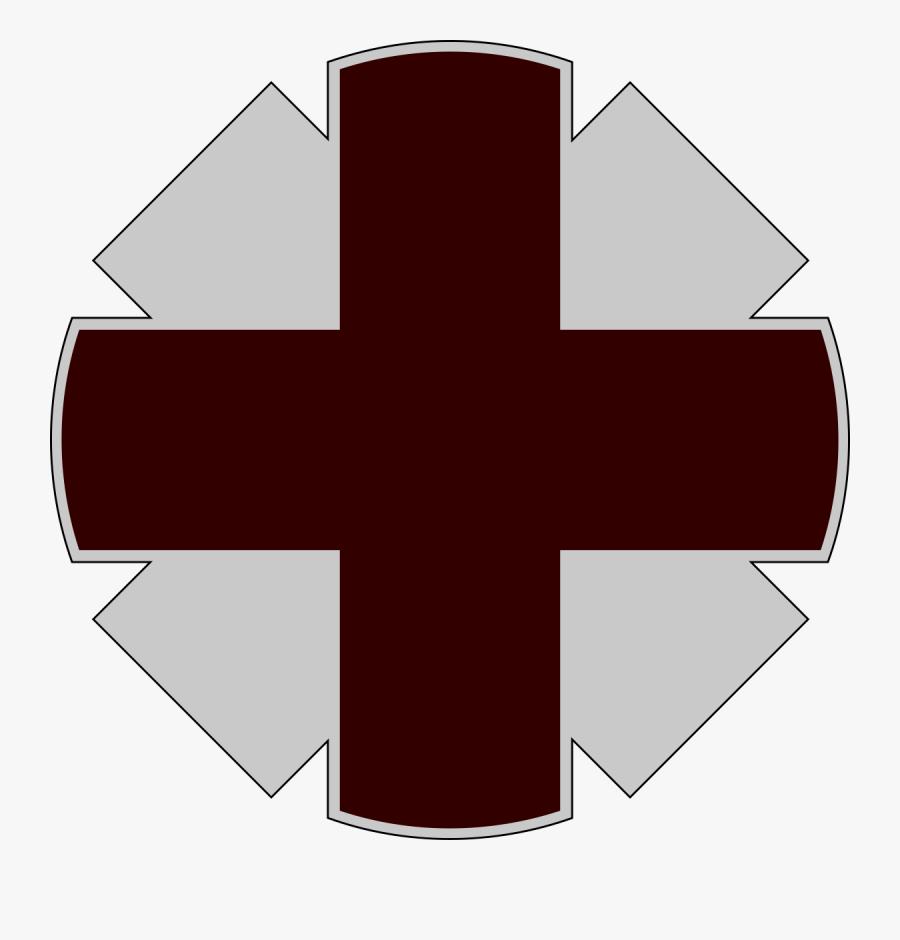 332nd Medical Brigade Dui Crest, Transparent Clipart