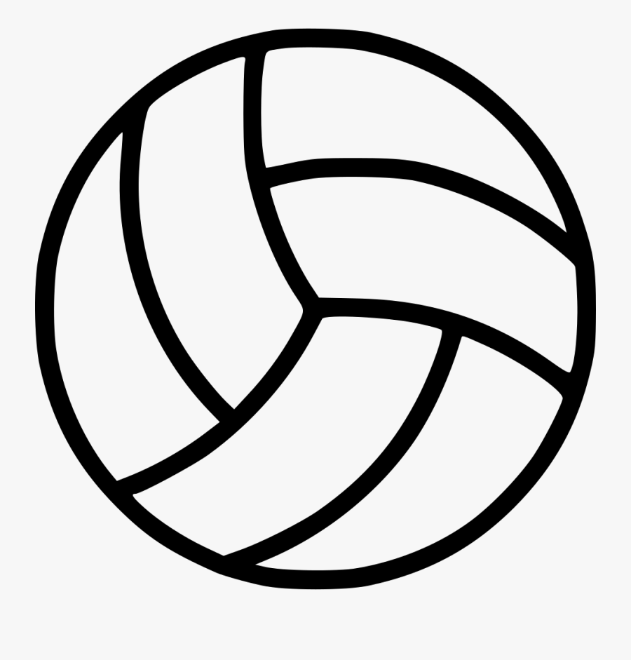 Volleyball Volleyball Icon Transparent Free Transparent Clipart Clipartkey