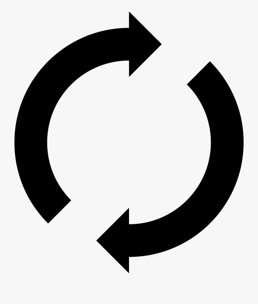 Spin Refresh Reload Synchronize Loop - Update Arrows, Transparent Clipart