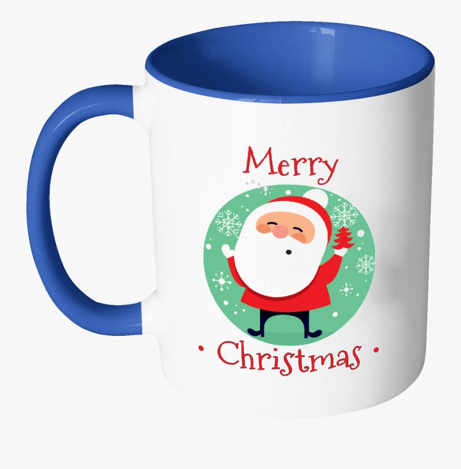 Christmas Coffee Clip Art - Mug, Transparent Clipart