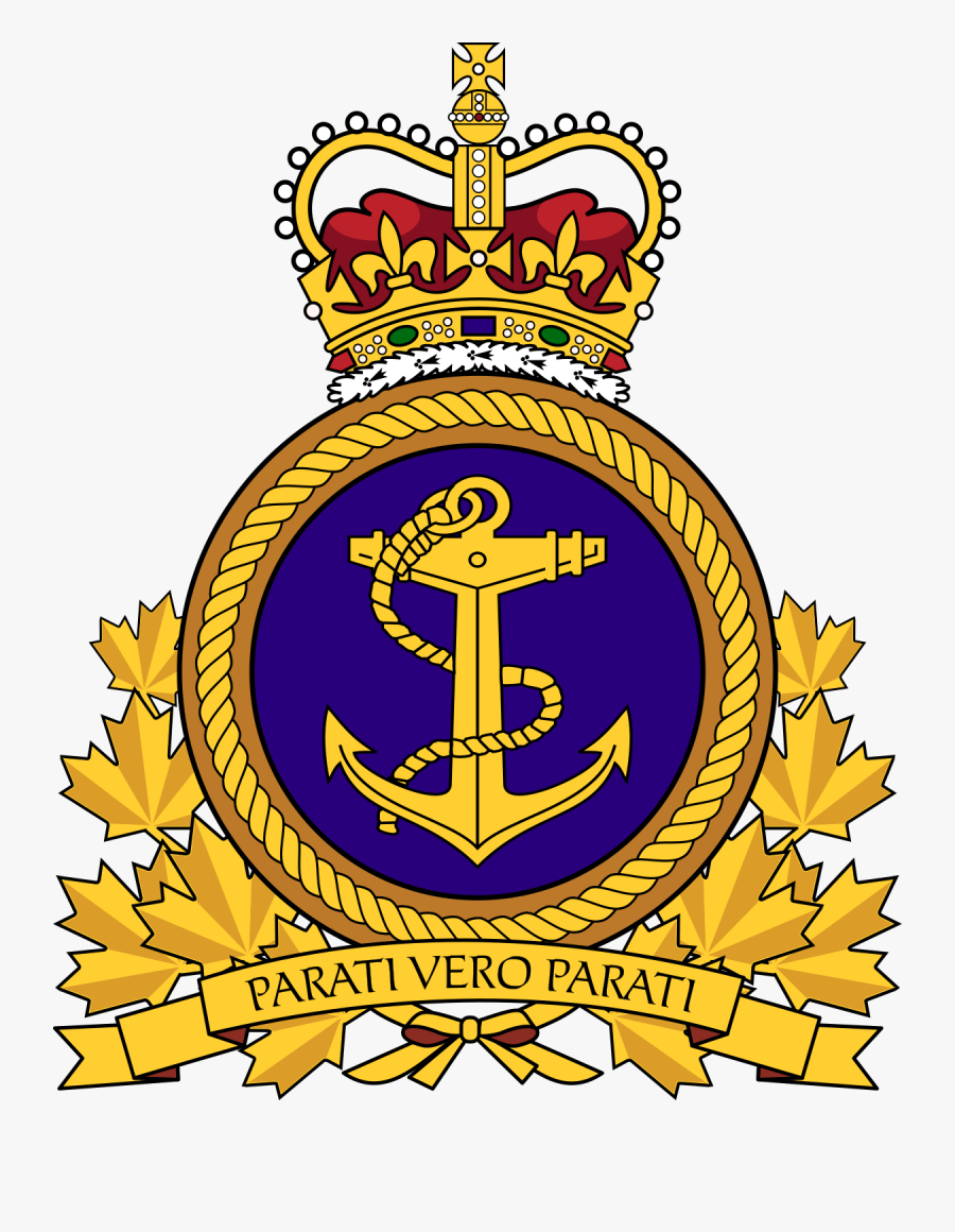 Canada National Defence Logo, Transparent Clipart