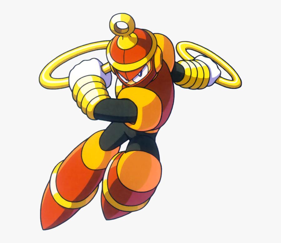 Mega Man Robot Masters, Transparent Clipart