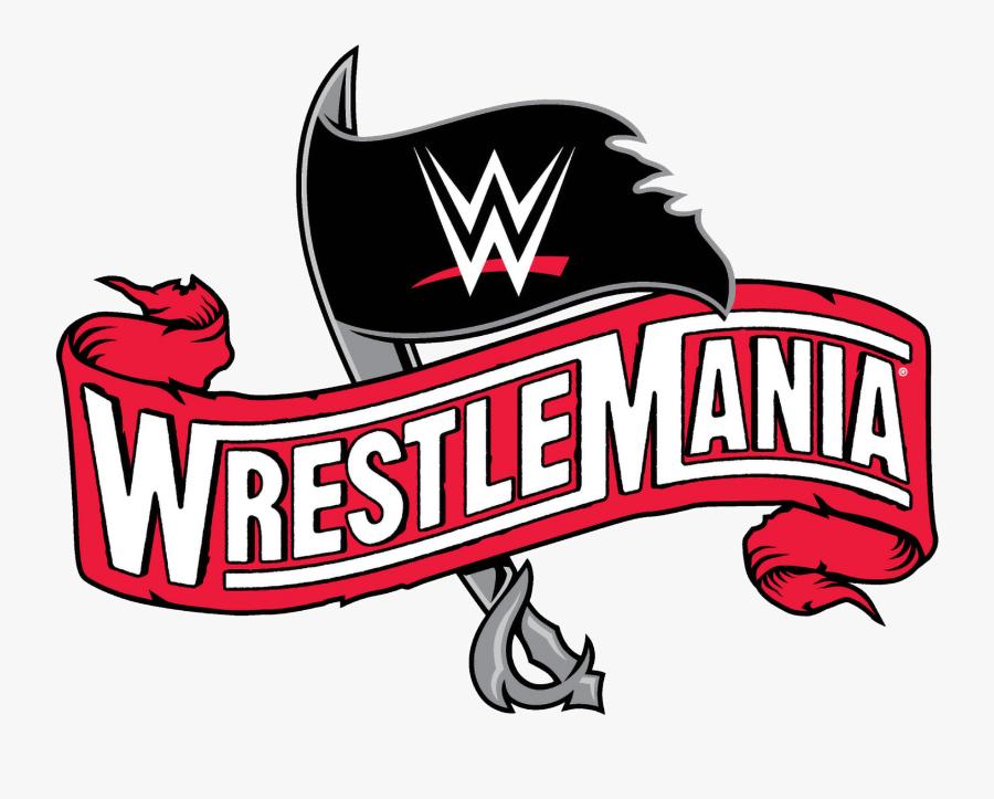 Information - Wrestlemania 36 Logo, Transparent Clipart