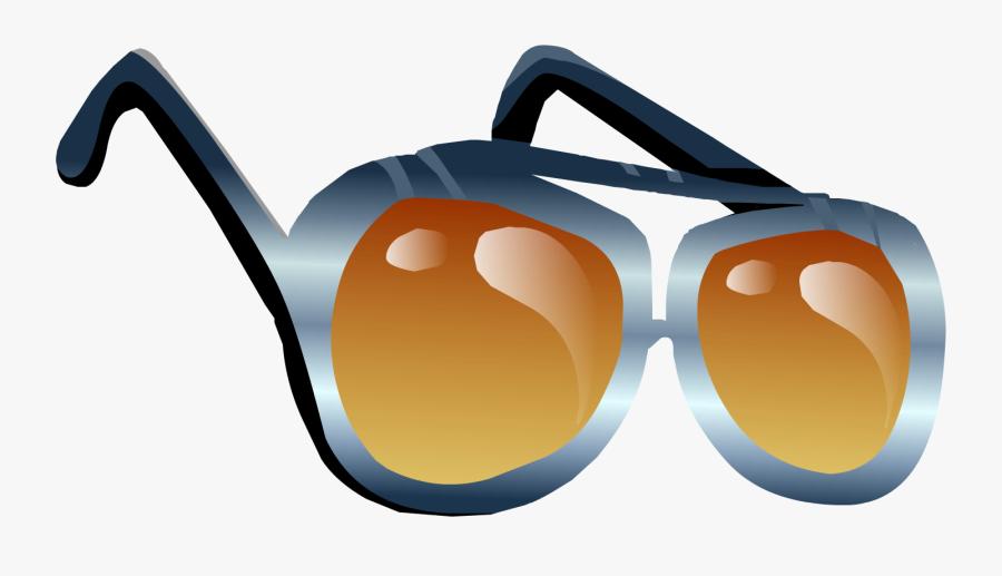 Official Club Penguin Online Wiki - Club Penguin Gafas De Aviador, Transparent Clipart