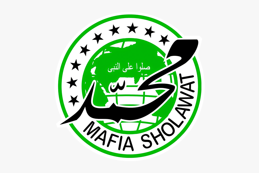 Logo Mafia Sholawat Indonesia, Transparent Clipart