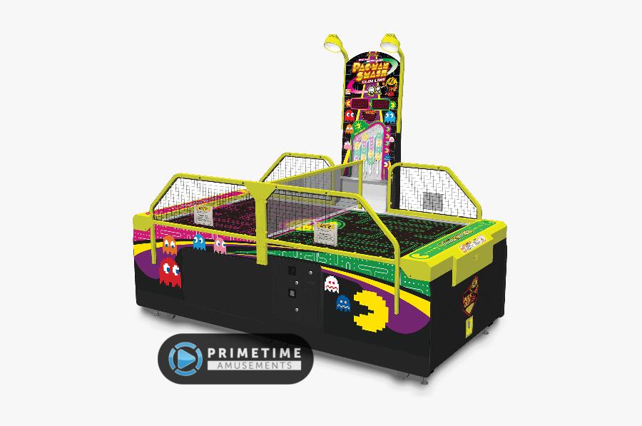 Pac-man Smash Slimline Air Hockey By Bandai Namco - Pac Man Smash Mini, Transparent Clipart