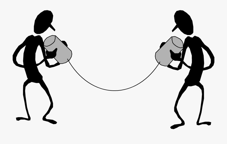 Conversation Clipart Informal - Communication Skills, Transparent Clipart