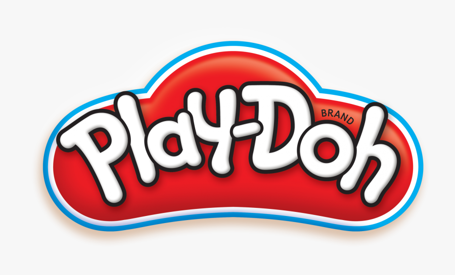Play Doh Logo, Transparent Clipart