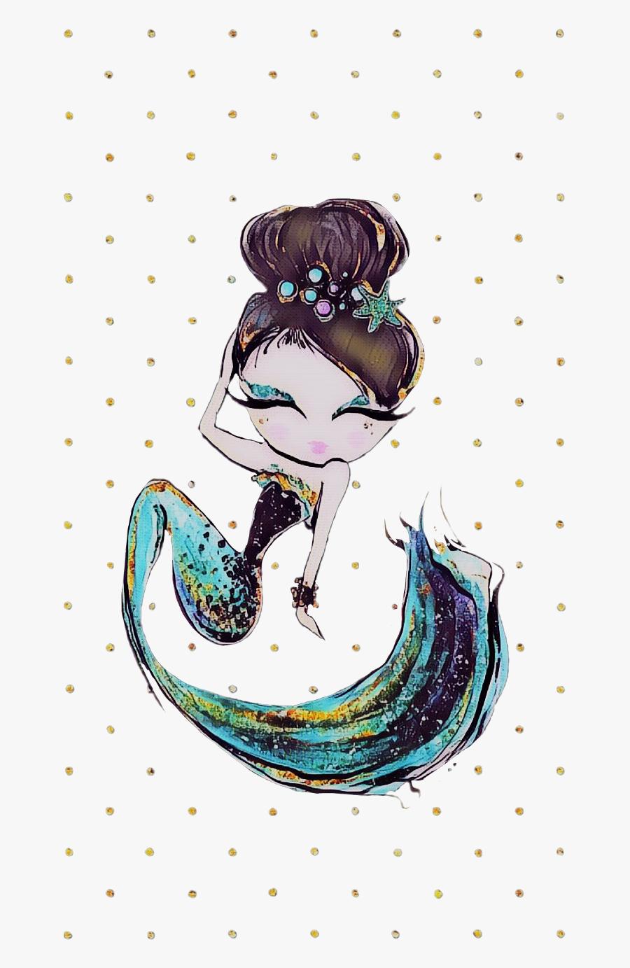 #mermaid #mermaidtail #fishtail #tail #siren #sirena - Audrey Hepburn Sunglasses Draw, Transparent Clipart
