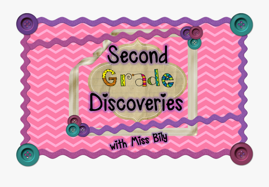 Second Grade Discoveries With Miss Bily - Art Paper, Transparent Clipart