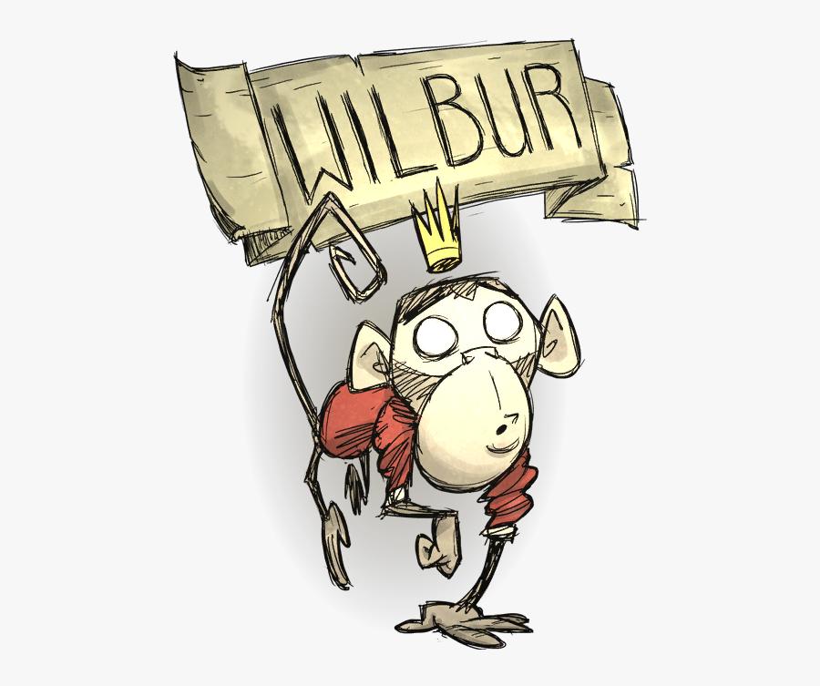 Shipwrecked Icon - Don T Starve Shipwrecked Wilbur, Transparent Clipart