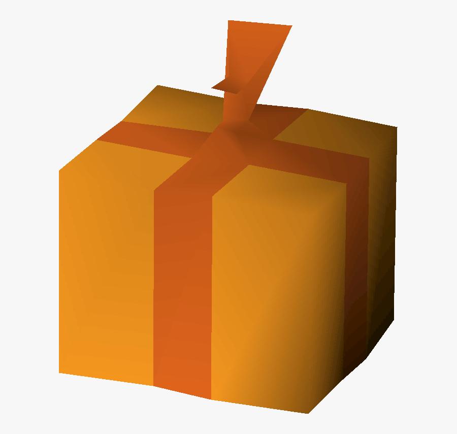 Chest Clipart Prize Box - Mystery Box Runescape, Transparent Clipart