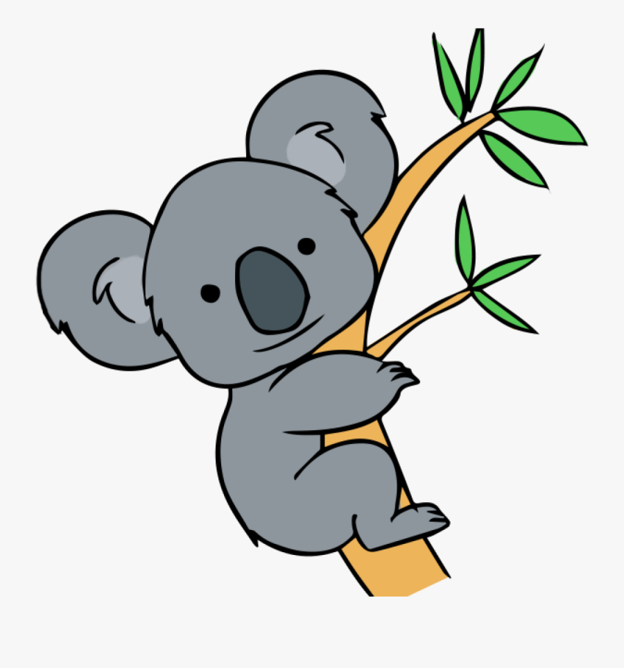 Transparent Koala Clipart - Koala Clipart, Transparent Clipart