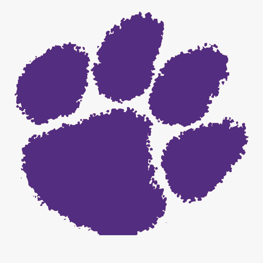 Gray Clemson Tiger Paw Free Transparent Clipart Clipartkey It's high quality and easy to use. gray clemson tiger paw free