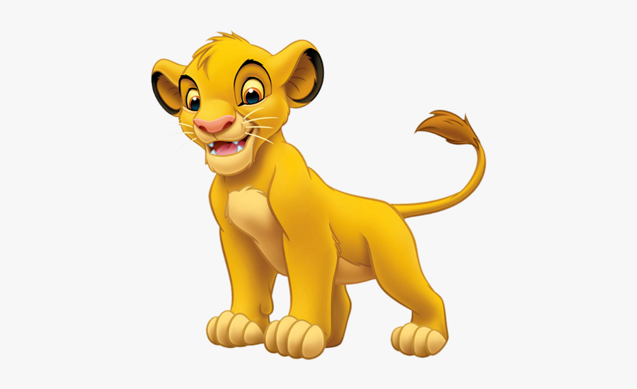 Download Simba Png Transparent For Designing Projects - Lion King Disney Characters, Transparent Clipart