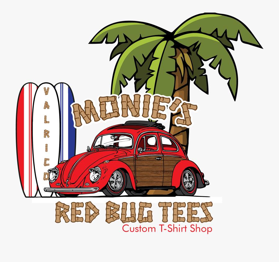 Custom Apparel Printer In Apollo Beach, Fl - Cartoon Palm Tree, Transparent Clipart