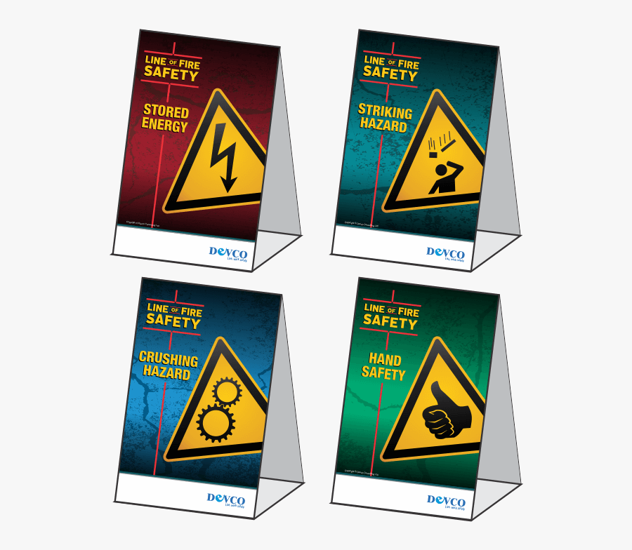 Line Of Fire - Safety Stored Energy Line Of Fire, Transparent Clipart