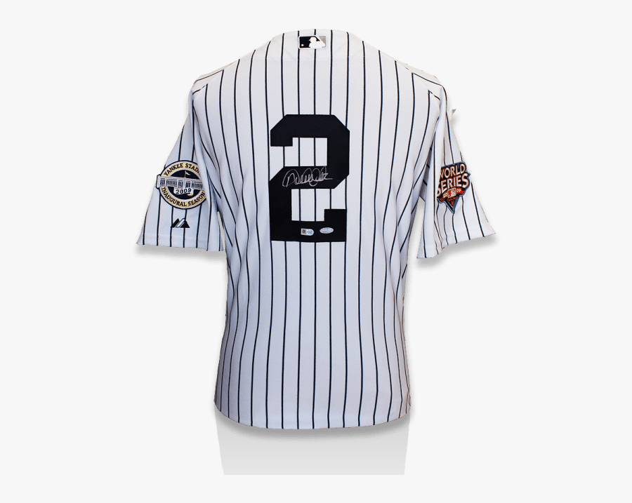 New York Yankees Jersey Clip Arts - Yankees 2009 World Series Jersey, Transparent Clipart