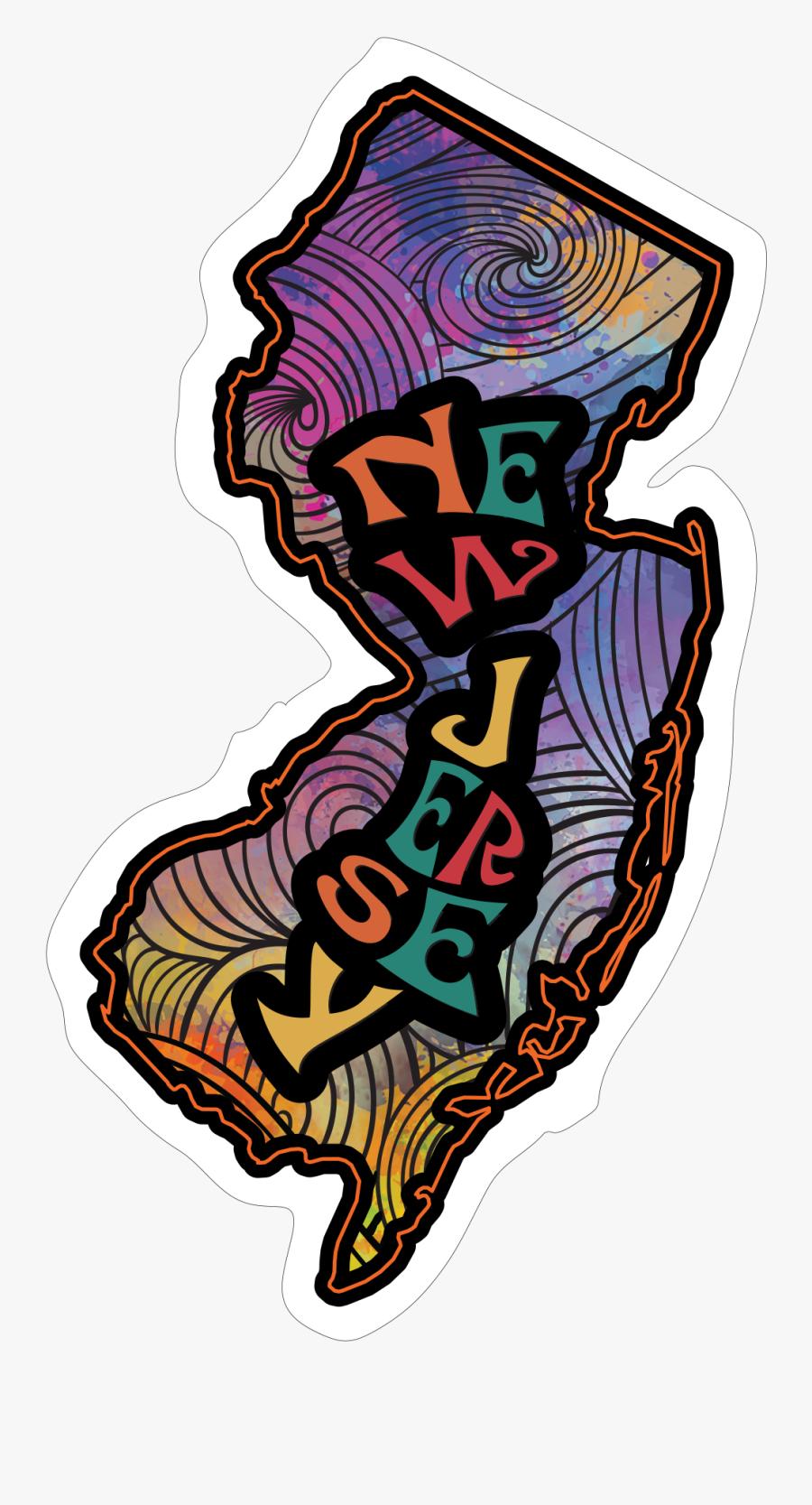 "Woah Man New Jersey""  Class=""lazyload Lazyload Mirage - Illustration, Transparent Clipart"