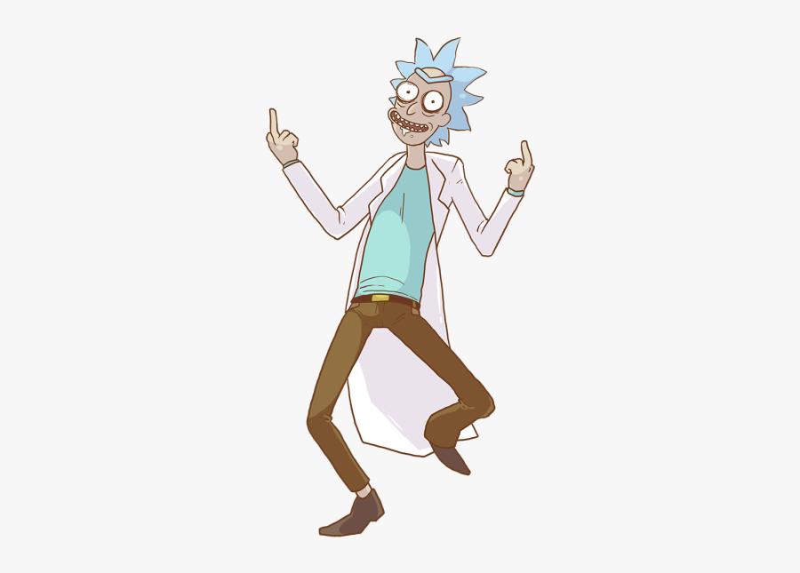 Clip Art Rick And Morty Season 3 Meme - Rick And Morty Rick Png, Transparent Clipart