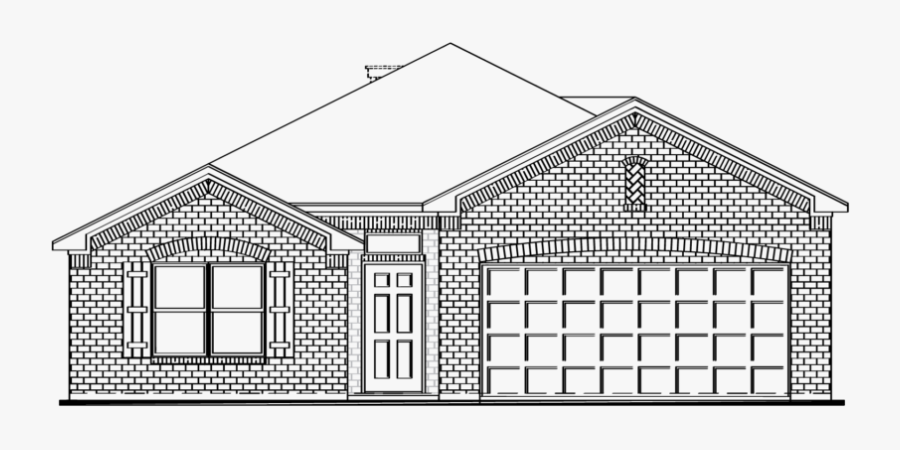 East Cheyenne New Home, Transparent Clipart