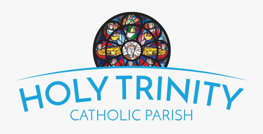 Holy Trinity Catholic Parish - Holy Trinity Catholic Church Logo, Transparent Clipart
